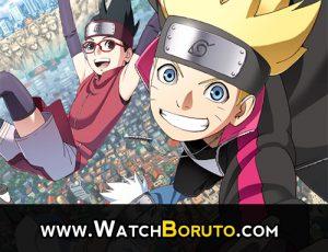 Watch Boruto Anime Online