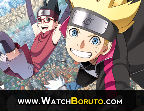 Watch Boruto Anime Online